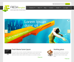 500+ Free Joomla Templates | 2012 New Joomla Themes